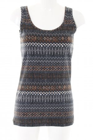 s.Oliver Tanktop Allover-Druck Casual-Look