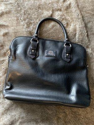 s.Oliver College Bag black