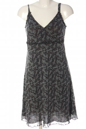 s.Oliver Pinafore dress allover print casual look