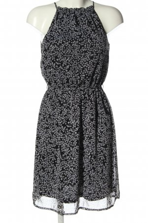 s.Oliver Pinafore dress light grey-black allover print casual look