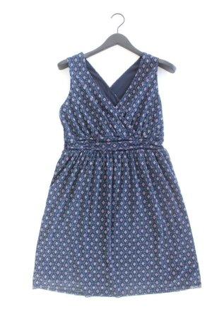 s.Oliver Trägerkleid Größe 40 blau aus Polyester