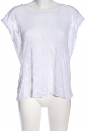 s.Oliver Transparenz-Bluse weiß Casual-Look