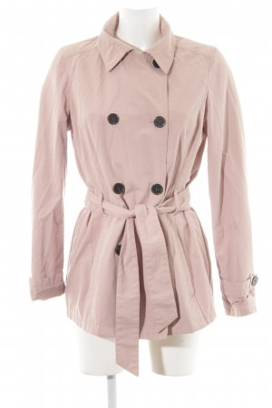 s.Oliver Trenchcoat altrosa Casual-Look