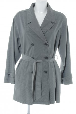 s.Oliver Trenchcoat anthrazit-creme Casual-Look