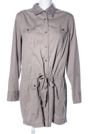 s.Oliver Vestido tipo blusón gris claro estilo «business»