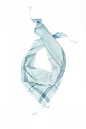 s.Oliver Summer Scarf turquoise