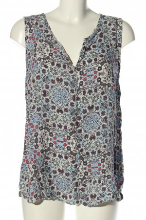 s.Oliver Blouse topje volledige print casual uitstraling