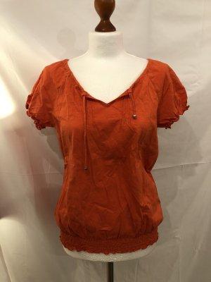 s.Oliver Shirt Tunic orange
