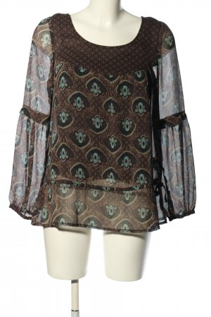 s.Oliver Tunic Blouse allover print casual look