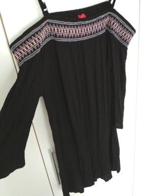 s. Oliver (QS designed) Tunic Dress black