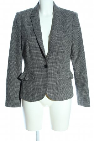 s.Oliver Tweedblazer hellgrau Karomuster Business-Look