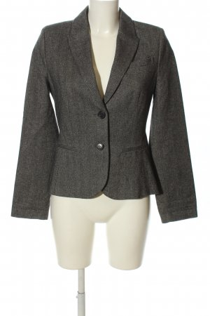 s.Oliver Tweedblazer hellgrau meliert Business-Look