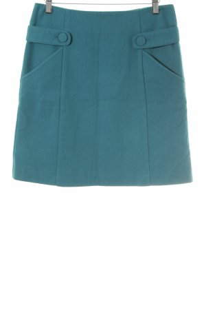 s.Oliver Tweed Skirt cadet blue elegant