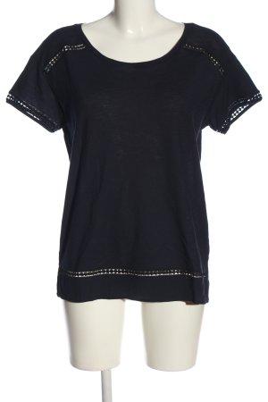 s.Oliver U-Boot-Shirt schwarz Casual-Look