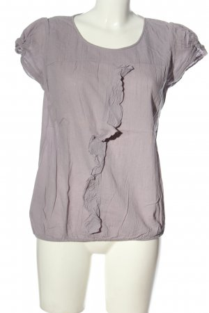 s.Oliver U-Boot-Shirt lila Casual-Look