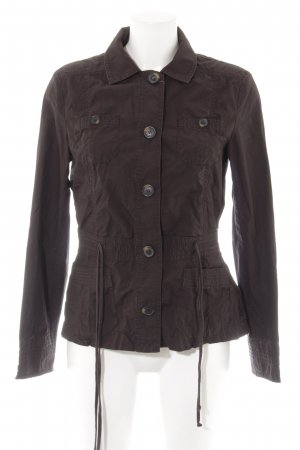 s.Oliver Übergangsjacke anthrazit Casual-Look