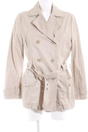 s.Oliver Between-Seasons Jacket cream casual look