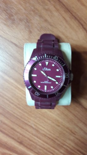 S.Oliver Uhr, Armbanduhr