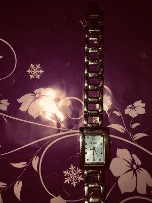 s.Oliver Reloj con pulsera metálica color plata-gris claro
