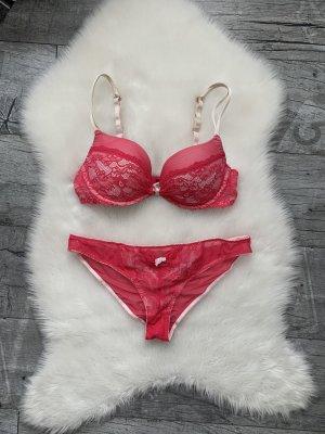 S. Oliver Unterwäsche Set Pink rosa 75C 36 38 S M