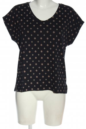 s.Oliver V-Neck Shirt allover print casual look