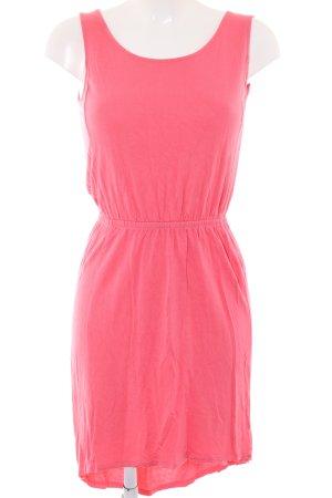 s.Oliver Vokuhila-Kleid pink Casual-Look