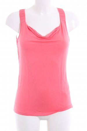 s.Oliver Wasserfalltop pink Casual-Look