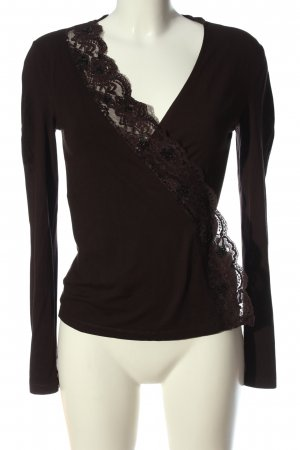 s.Oliver Wraparound Blouse black casual look