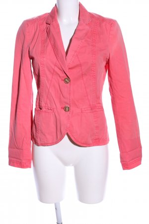 s.Oliver Woll-Blazer pink Casual-Look