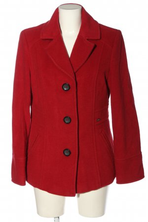 s.Oliver Wollmantel rot Casual-Look