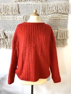 S. Oliver Wollpullover rot Gr. 40