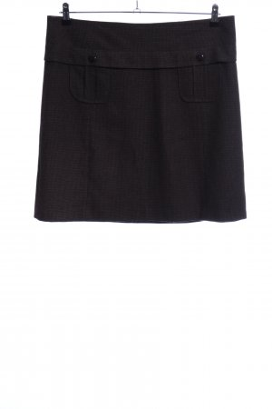 s.Oliver Wool Skirt black casual look