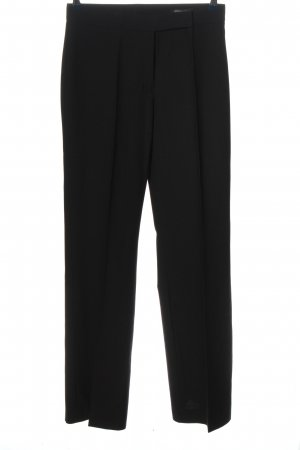 s.Oliver WOMEN Pantalón de vestir negro estilo «business»