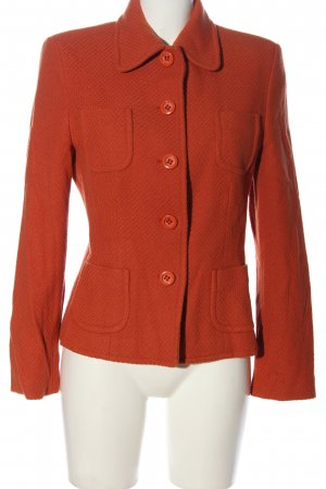 s.Oliver WOMEN Giacca di lana rosso stile professionale