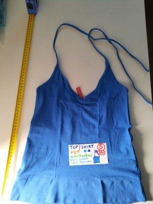 S shirt H&M blau