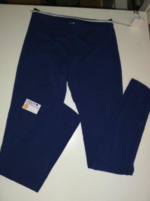 Tom Tailor Leggings azul-azul oscuro