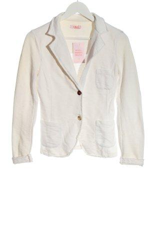 S3SS Sweat Blazer white casual look