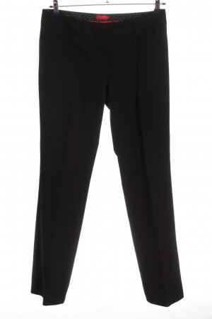 Sa.Hara Suit Trouser black business style