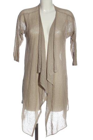 Sa.Hara Cardigan natural white casual look