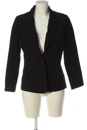 Sa.Hara Jersey Blazer black business style