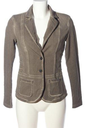 Sa.Hara Short Blazer brown casual look