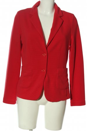Sa.Hara Short Blazer red casual look