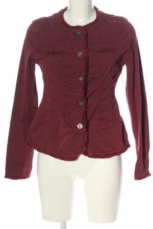 Sa.Hara Short Jacket pink casual look