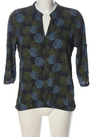 Sa.Hara Long Sleeve Blouse allover print casual look