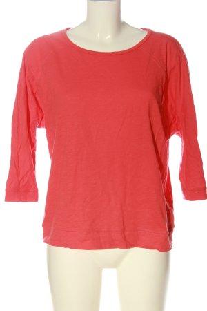 Sa.Hara Longsleeve red casual look