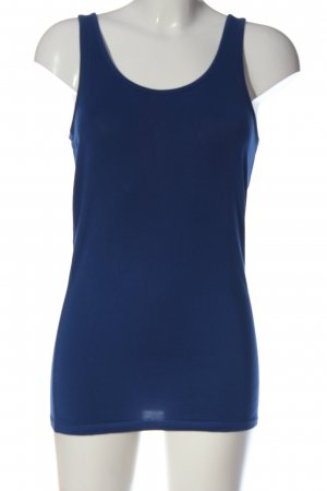Sa.Hara Top long bleu style décontracté