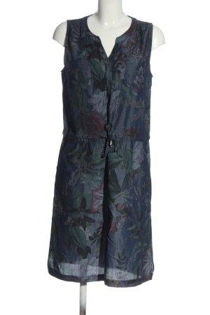 Sa.Hara Summer Dress flower pattern casual look