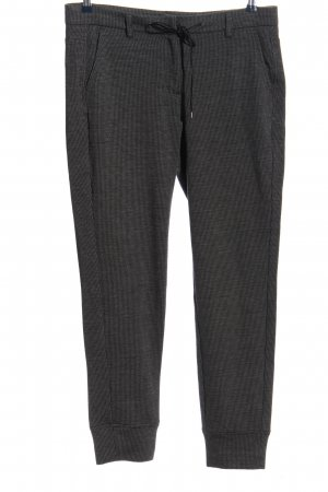Sa.Hara Pantalon de jogging gris clair style décontracté
