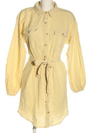 Sabo Skirt Shirtwaist dress primrose casual look