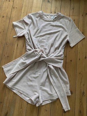 Sabo skirt Jumpsuit Einteiler Kleid Nude Top